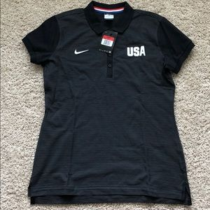 Nike USA Soccer Polo